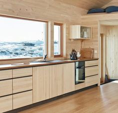 """The natural look is just another reason we're adding """"kitchen renovation"""" to our home wish lists."""