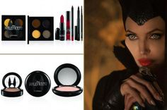 "MAC Cosmetics Strikes Up a Deal with Disney's ""Maleficent"" 