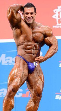 classic bodybuilding españa Question: Does Size Matter?