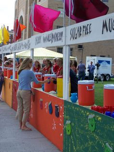 The World's Largest Kool-Aid Stand. Kool-Aid Days, the 2nd weekend in August every year!