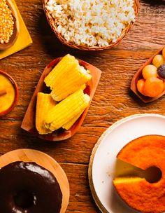 Da queijadinha à pamonha, veja receitas para uma autêntica festa junina!