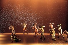 Projected digital environments respond to the movements of dancers in the mesmerizing multimedia dance performance, Pixel. The performance is a collaboration of choreographer Mourad Merzouki and di...