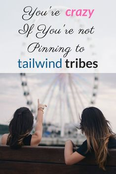 I'm a HUGE fan of Tailwind Tribes for blog promotion! Learn what they are, how to pin to them, and get tips for success. You'll be hooked - and grow your blog traffic from Pinterest! via @Amy Anderson Crafts