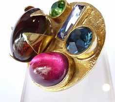 Gipsy ring from Philippe Ferrandis