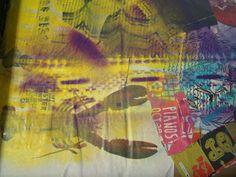 Spraymalet - stencil af blonde Art of Apex High School: Stencils... But First