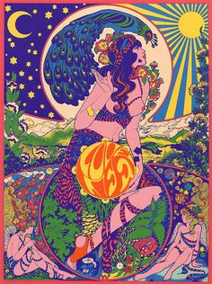 Psychedelic posters - Buscar con Google