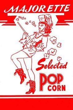 Majorette Selected Pop Corn