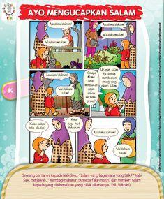Kids Story Books, Stories For Kids, Ciri, Coreldraw, Muslim, Parenting, History, Comics, Children