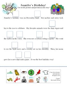 Ms. Lane's SLP Materials: Articulation-Vocalic /r/ Story Activity (Er Sound). Pinned by SOS Inc. Resources. Follow all our boards at pinterest.com/sostherapy for therapy resources.