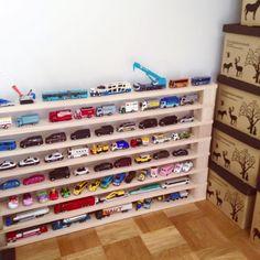 おもちゃ収納のアイデアとコツ53選