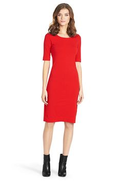 Meeson Knit Sheath Dress
