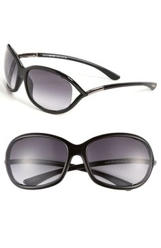 Tom Ford 'Jennifer' 61mm Oval Frame Sunglasses available at #Nordstrom
