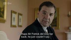 I love Mr.Bates from Downton Abby!!