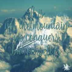 #moutain #quotes