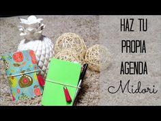 Haz tu propia agenda Midori (tutorial) | Julieta ySusVideos - YouTube