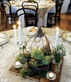 Queensland Brides: 30 Top Wedding Trends for 2013 - #9 Woodland or Forest Theme
