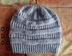 Bonnet Crochet, Crochet Mandala, Easy Knitting, Ravelry, Knitted Hats, Beret, Harry Potter, Bracelet, Deco