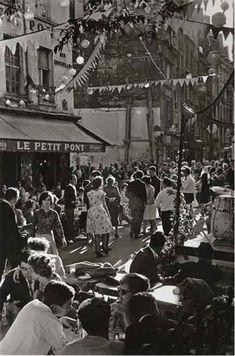 1961 Paris, day of La Bastille