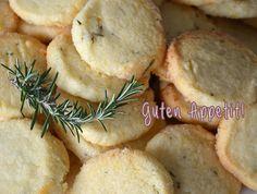 Rosmarin-Zitronen-Kekse! Heute gibt es mal ein etwas anderes Keksrezept für euch! Ich finde die Kombination ...