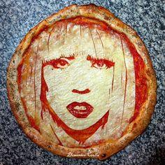 Domenico Crolla Pizza Art
