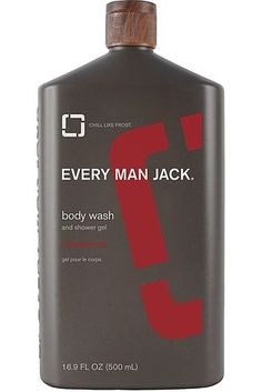Every Man Jack Body Wash, $5.00 | 19 Men's Products To Up Your Grooming Game
