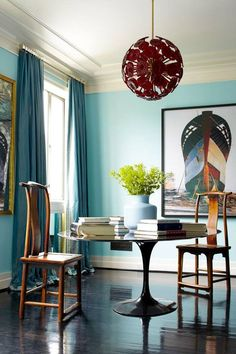 Favourite dining rooms of 2014 - part 2 (via Bloglovin.com )