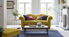 Windsor Velvet 3 Seater Sofa Windsor Velvet | DFS