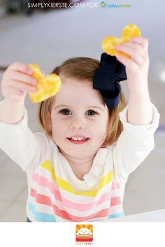 A round-up of great ideas for healthy snacks for toddlers and fun ways to serve them that kids will love. In partnership with HappyFamily.