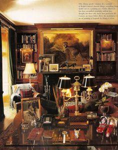 Ralph Lauren - Bedford Library