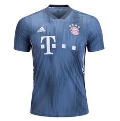 6acdaea2f34 Bayern Munchen 18 19 Third Men Soccer Jersey Personalized Name and Number