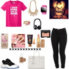Rip mommy by cece342 on Polyvore featuring polyvore, fashion, style, Yves Saint Laurent, Ted Baker, Forever 21, Casetify, tarte, NARS Cosmetics, Essie, Retrò and Beats by Dr. Dre