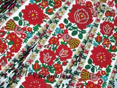 Beaded Embroidery Hungarian Matyo Photography by closencounters, $25.00