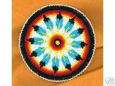 Native American Beadwork crafts