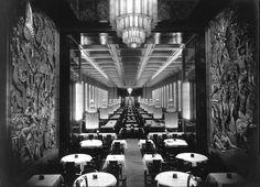 Así eran los #cruceros por dentro a principios del siglo XX