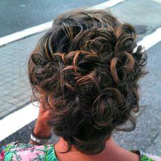 Bridesmaids hair by Amy Alesia 4436748160 www.pinupsalongirl.com