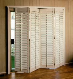 accordion shutter doors