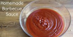 Easy Homemade Maple and Brown Sugar BBQ Glaze, no heat needed!  5c. Ketchup,  2tbsp. Worcestershire Sauce, 5tbsp. Light Brown Sugar,  5tbsp. Sugar, 5tbsp. White Vinegar, 1tbsp. Maple Syrup. Whisk all the ingredients in a large bowl. Brush on meat while cooking. Store in fridge, covered. I used this on pork chops, but it would be good for chicken, and ribs also!