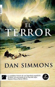 TERROR       DAN SIMMONS           SIGMARLIBROS
