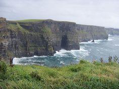 """In that dear land beyond the Irish Sea."""