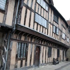 The Lord Leycester Wedding Venues in Warwickshire