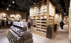 PARIS Muji  Muji has just opened a 700m2 flagship store in the Forum des Halles, becoming the Japanese retailer's European showcase. Two new concepts will be exclusively available in the new store: Muji Kids and Found Muji – a selection of traditional objects revisited by the brand.  Forum des Halles, 75001 Paris