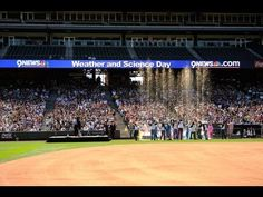 On this episode of The Spangler Effect, Steve and his team put on a Guinness World Record event Weather and Science Day at Coors Field. Setting the Record for Largest Physics Lesson,