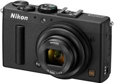 Nikon Coolpix A, P330, S3500 and L320 compact cameras announced