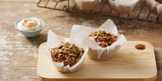 I Quit Sugar 8WP Recipe: Breakfast Muffins with Nutty Crunch