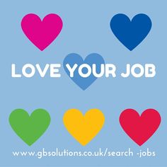 Let us help you love your job again. Search for great new roles today