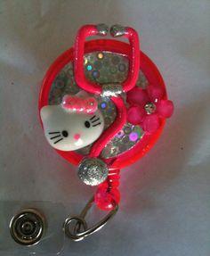 Pink Hello Kitty Stethoscope