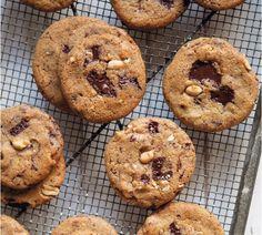 Annabel Langbein Peanut Butter Cookies Recipe
