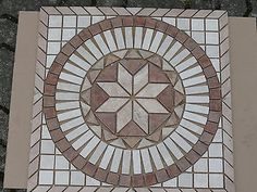 Antik-Marmor Rosone Antika 24 60,0 x 60,0 cm