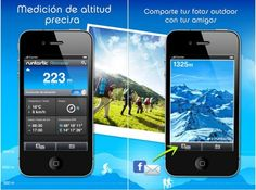 Runtastic Altimetro Pro es tu fiel compañero de trekking