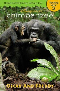 Oscar and Freddy (Disney Nature Chimpanzee) reviews